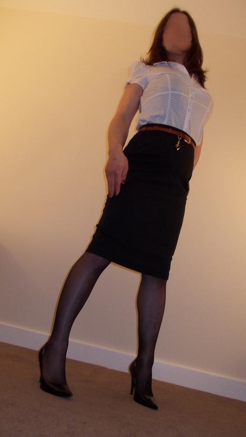 Shemale Secretary